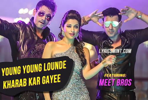 Young Lounde Kharab Kar Gayee - Ishq Ne Krazy Kiya Re (2015)