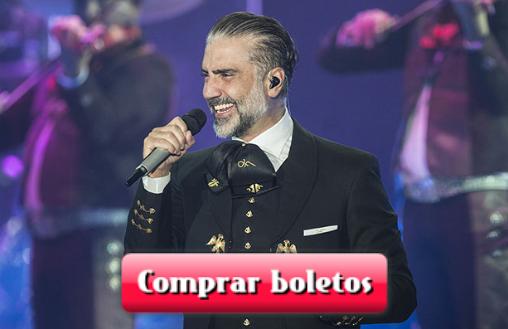 Presentaciones Alejandro Fernández 2016
