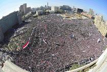 ثورة 25 يناير فجر جديد لمصر والأمة العربية