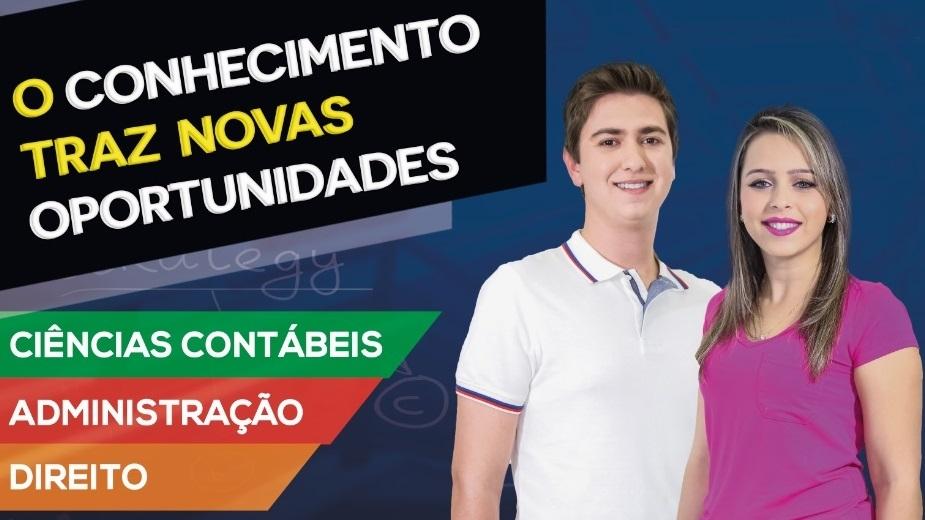 FAÇA O VESTIBULAR DA REGES