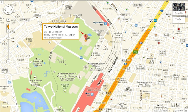Tokyo National Museum Location Map,Location Map of Tokyo National Museum,Tokyo National Museum accommodation destinations attractions hotels map photos pictures,tokyo national museum shop of art emerging science and innovation hours admission fee pantip,tokyo national museum address set,national science museum tokyo,national art museum tokyo,japanese national museum tokyo