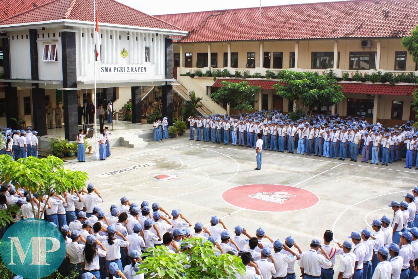 SMA PGRI 2 Kayen Kini Berkembang Pesat