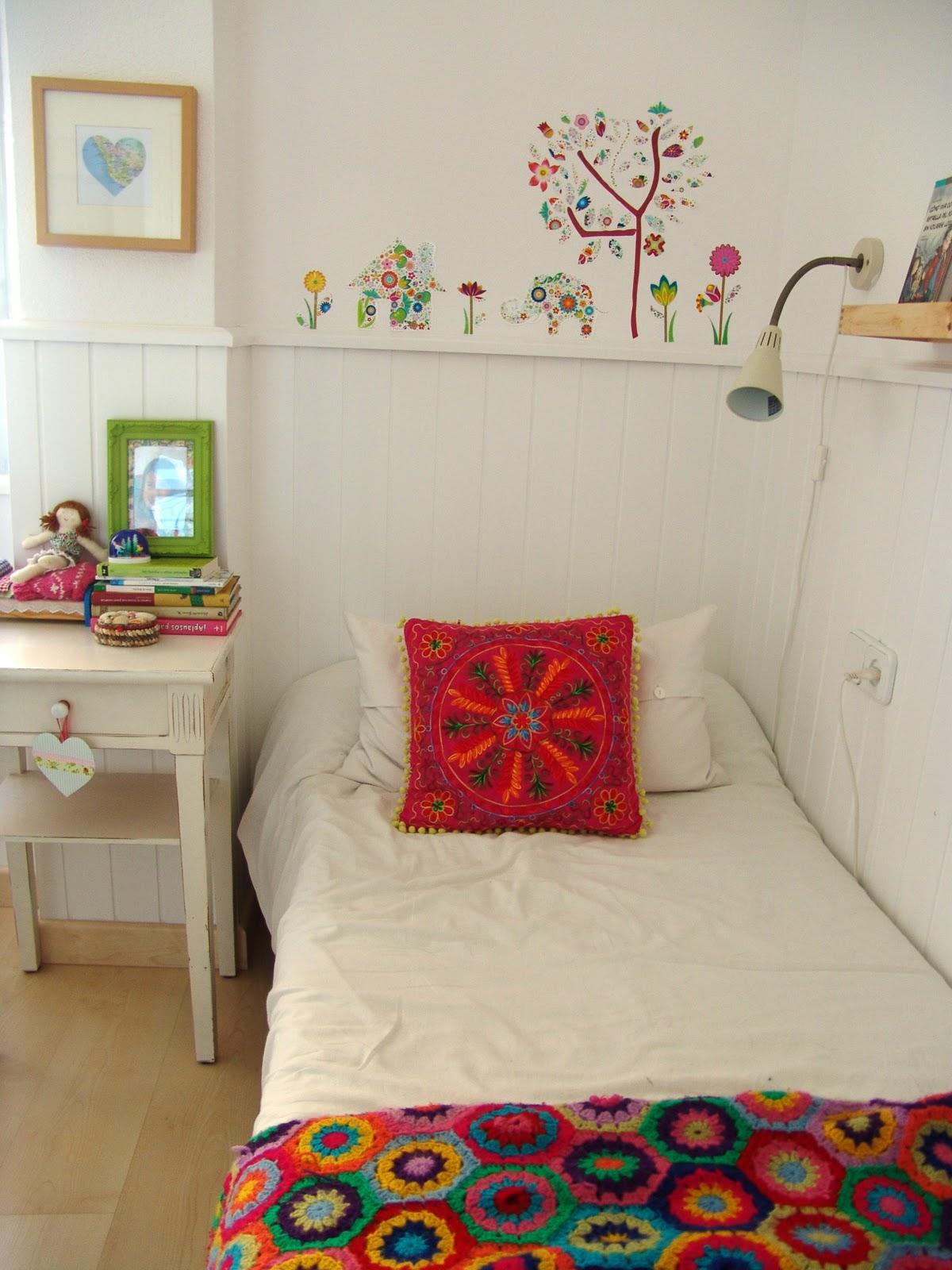 Lalibelula mural habitacion infantil - Mural para habitacion ...
