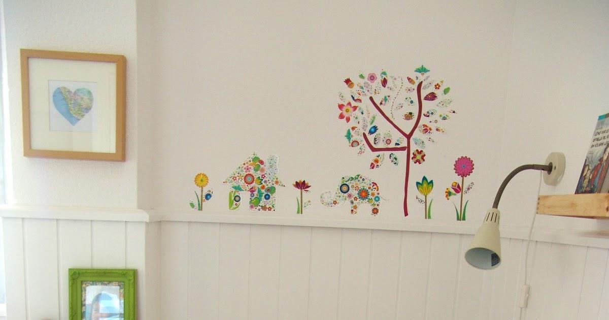 Lalibelula mural habitacion infantil for Mural para habitacion
