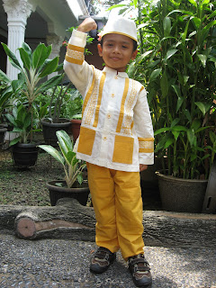  baju koko anak