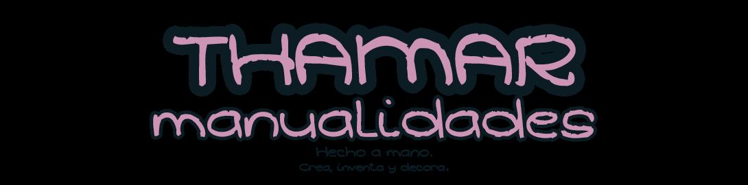 THAMAR manualidades