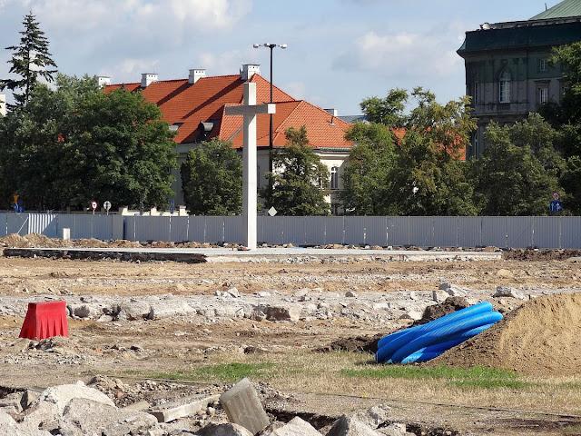 Remont Placu Marszałka Józefa Piłsudskiego