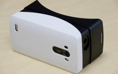 LG G3 VR Mulai Dijual di AS