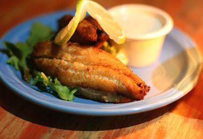 "Oistin's Flying Fish, a ""Delicacy of Barbados"""
