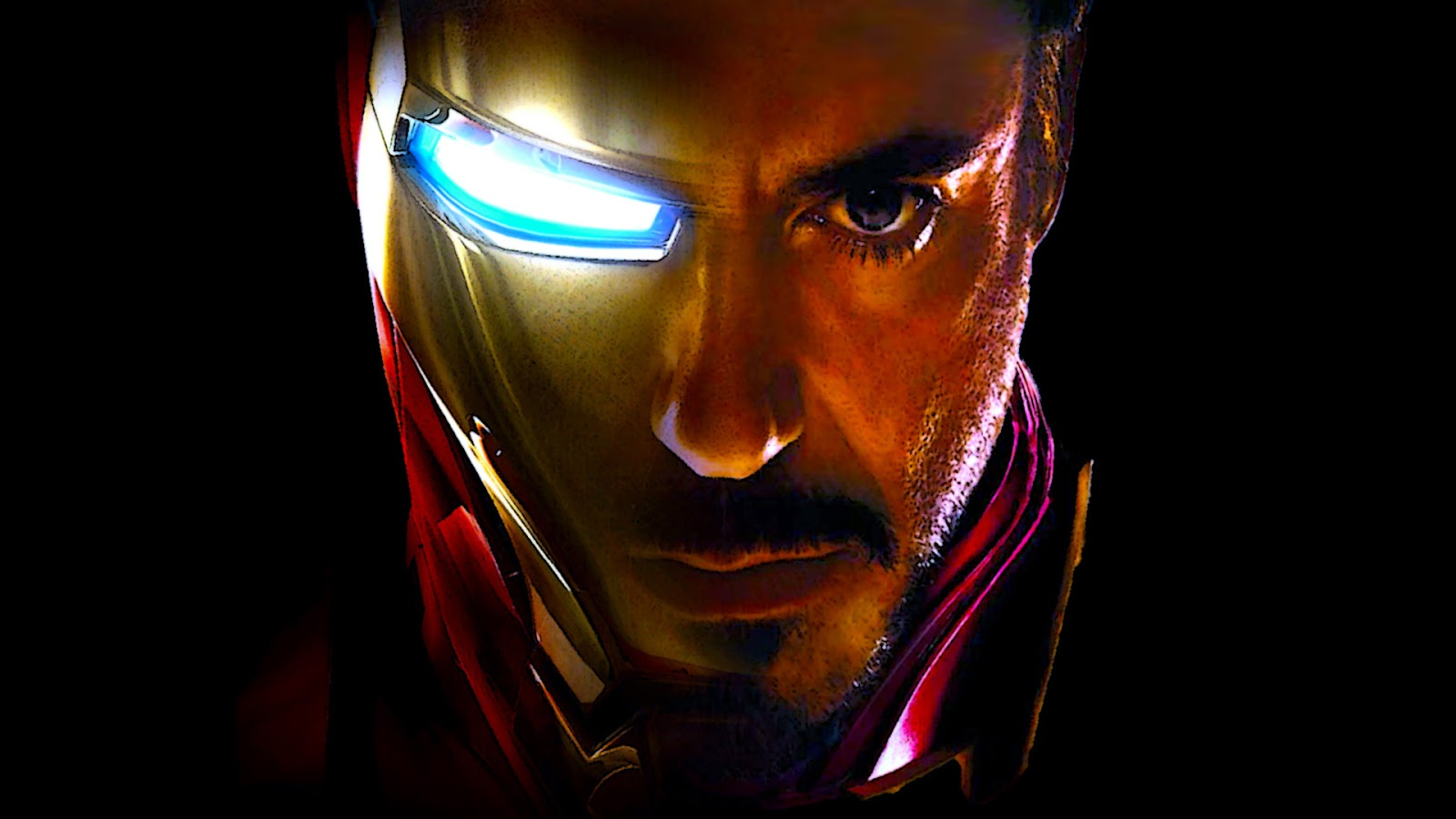 Robert Downey As Iron Man Pictures