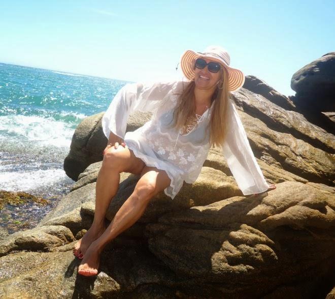Férias - Praia da Baleia