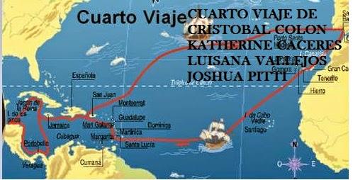 Historia de panama y realidad nacional periodo hispanico for Cuarto viaje de cristobal colon