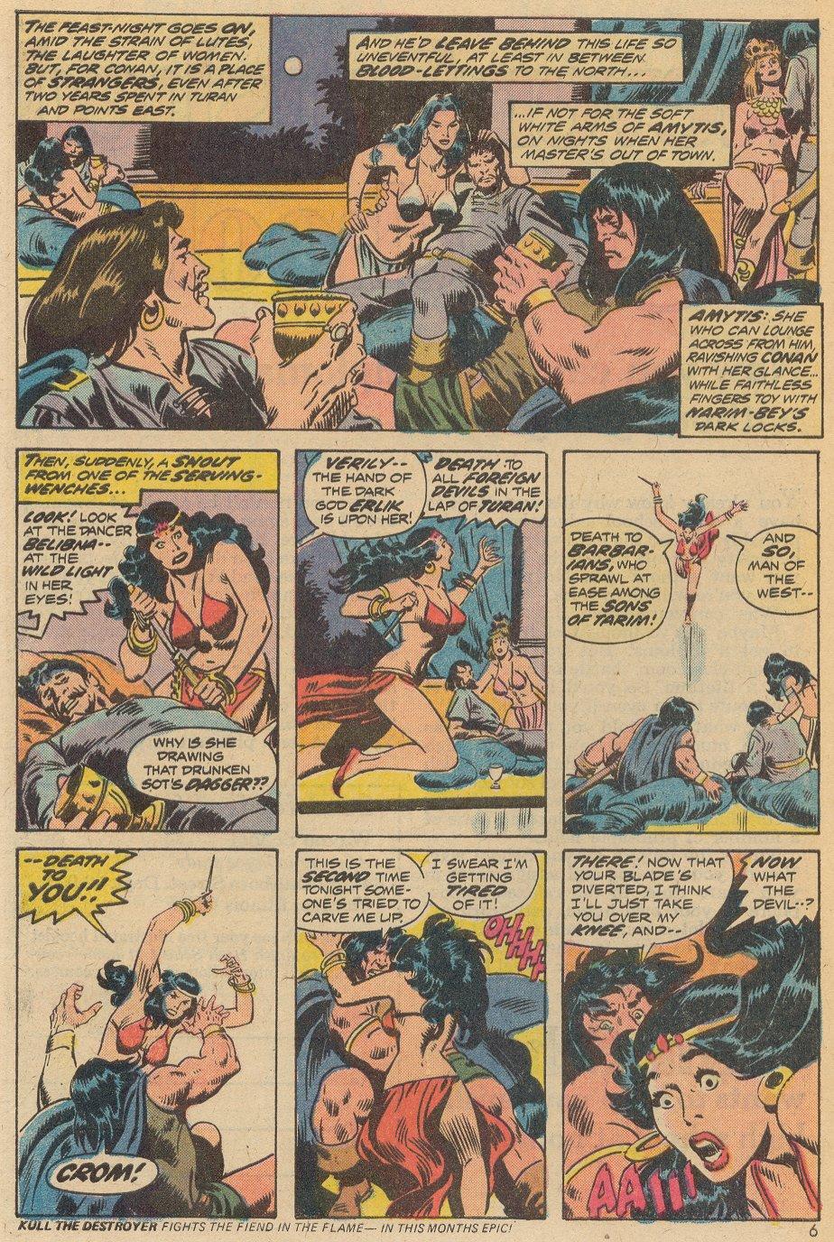 Conan the Barbarian (1970) Issue #38 #50 - English 5