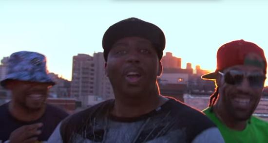 Erick Sermon - Clutch (Feat. Method Man & Redman) [Vídeo]