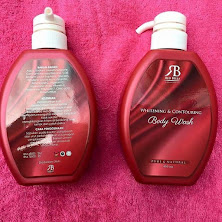 REDBELLA BARU : WHITENING AND SLIMMING BODY WASH ( RBWS)