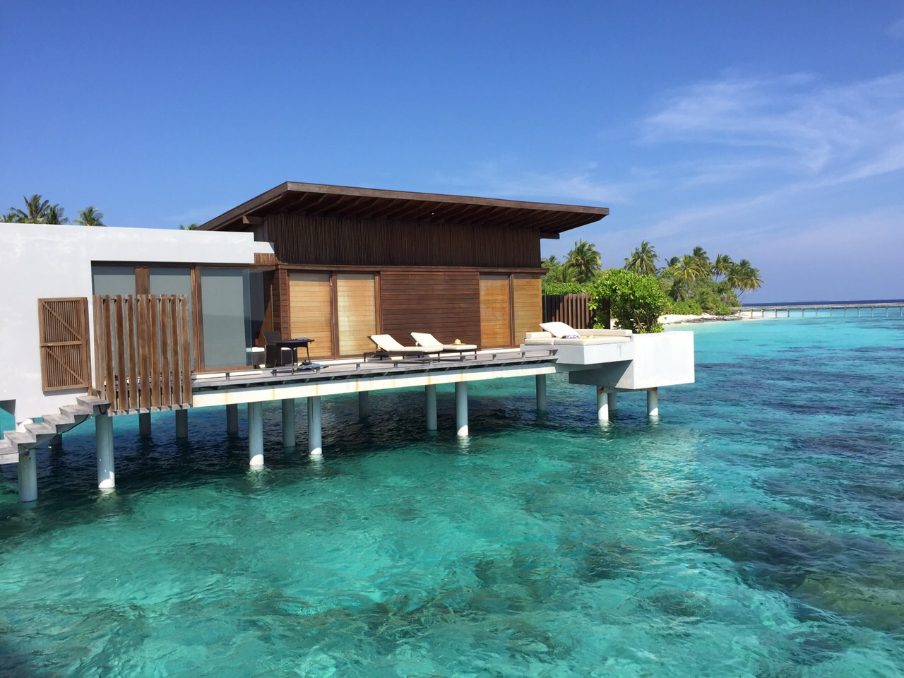 maldives park hyatt beautiful water