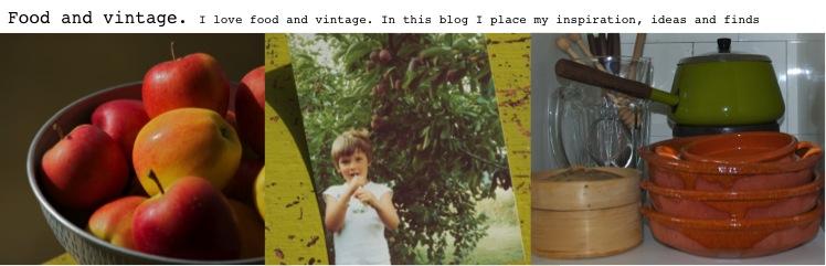 Food and Vintage