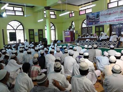 லால்பேட்டை ஜாமிஆ மன்பவுல் அன்வார் 71வது பட்டமளிப்பு விழா (படங்கள்)