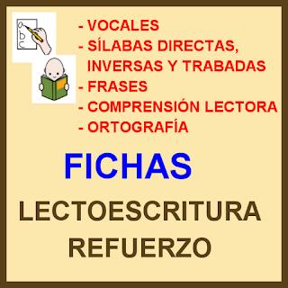 Lectoescritura: TODOS LOS FONEMAS. COMPRENSIÓN. ORTOGRAFÍA ...