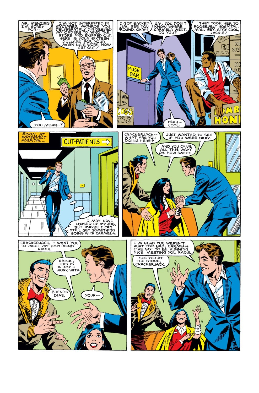 Captain America (1968) Issue #307 #235 - English 21