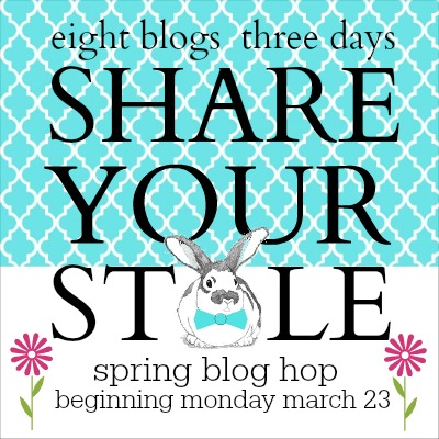 Share Your Style Spring Blog Hop