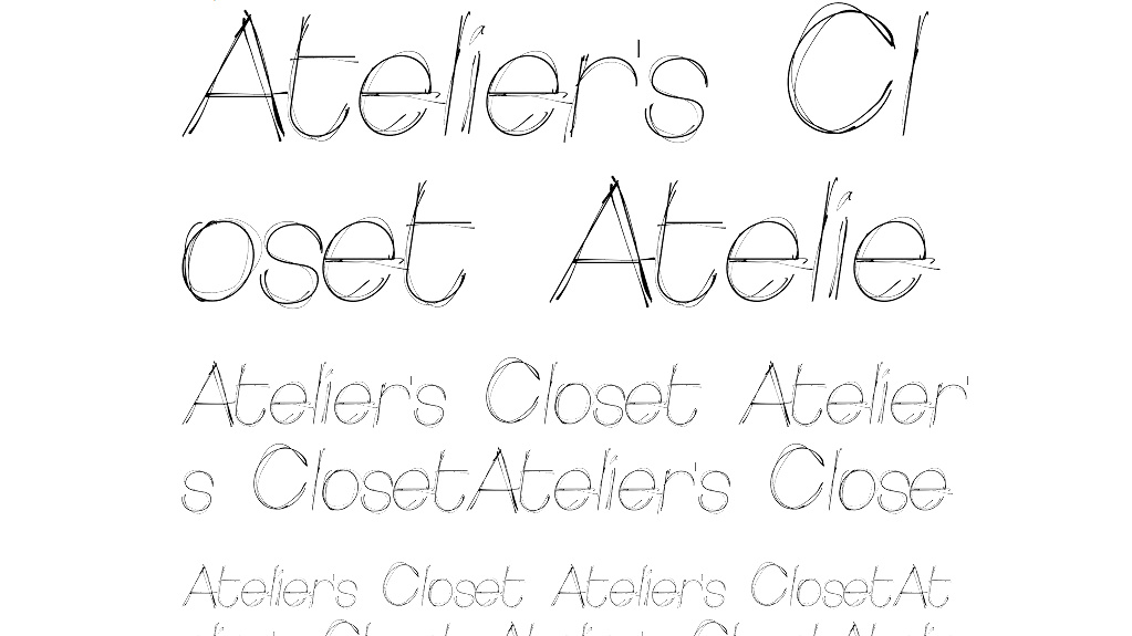 Atelier&#39;s Closet