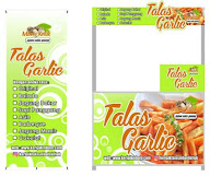 Franchise Waralaba Talas Garlic