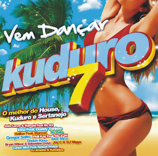 capa Download  Vem Danar Kuduro   Vol. 7  2013
