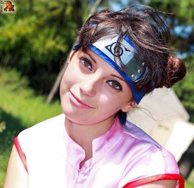 10 Cosplayer Wanita Paling Cantik dan Seksi di Anime Naruto