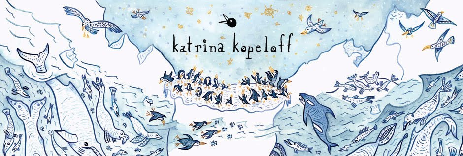 Katrina Kopeloff Illustration