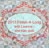 2013 Finish-A-Long
