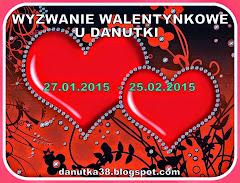Wyzwanie u Danutki !