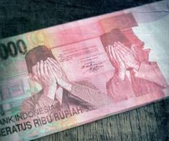 gambar gambar lucu uang 100 ribu