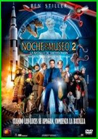 Una Noche en el Museo 2 | DVDRip Latino HD Mega
