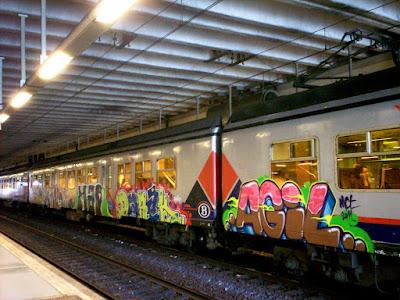graffiti AGIL