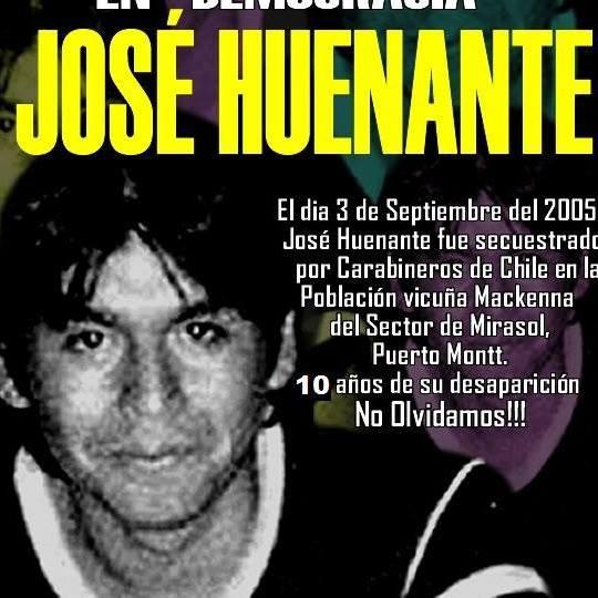 A 10 AÑOS DE SU DESAPARICIÓN, NO OLVIDAMOS!!!!