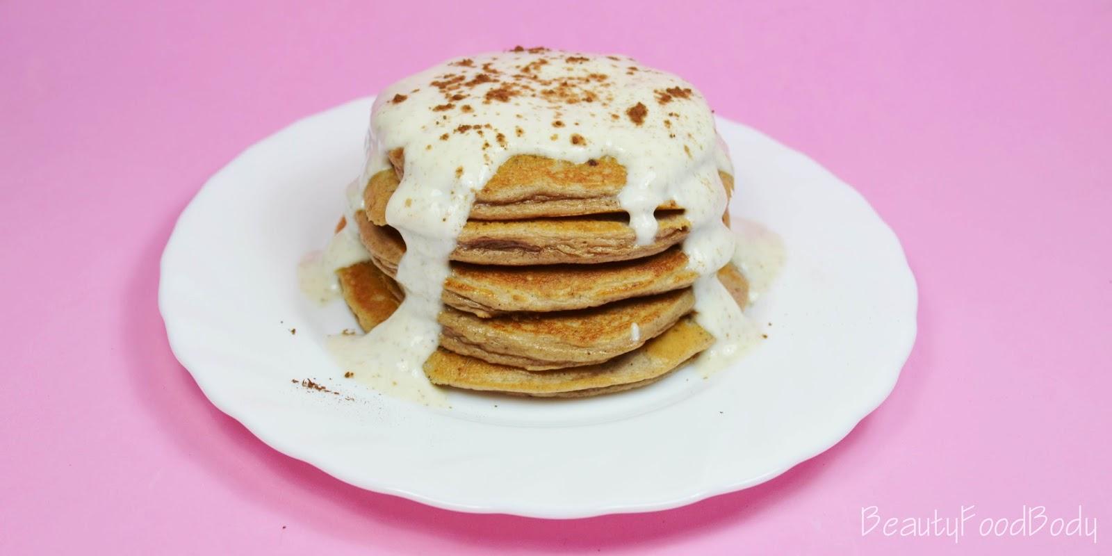 rubibeauty beauty food fitness receta pancakes panquecas tortitas proteicas