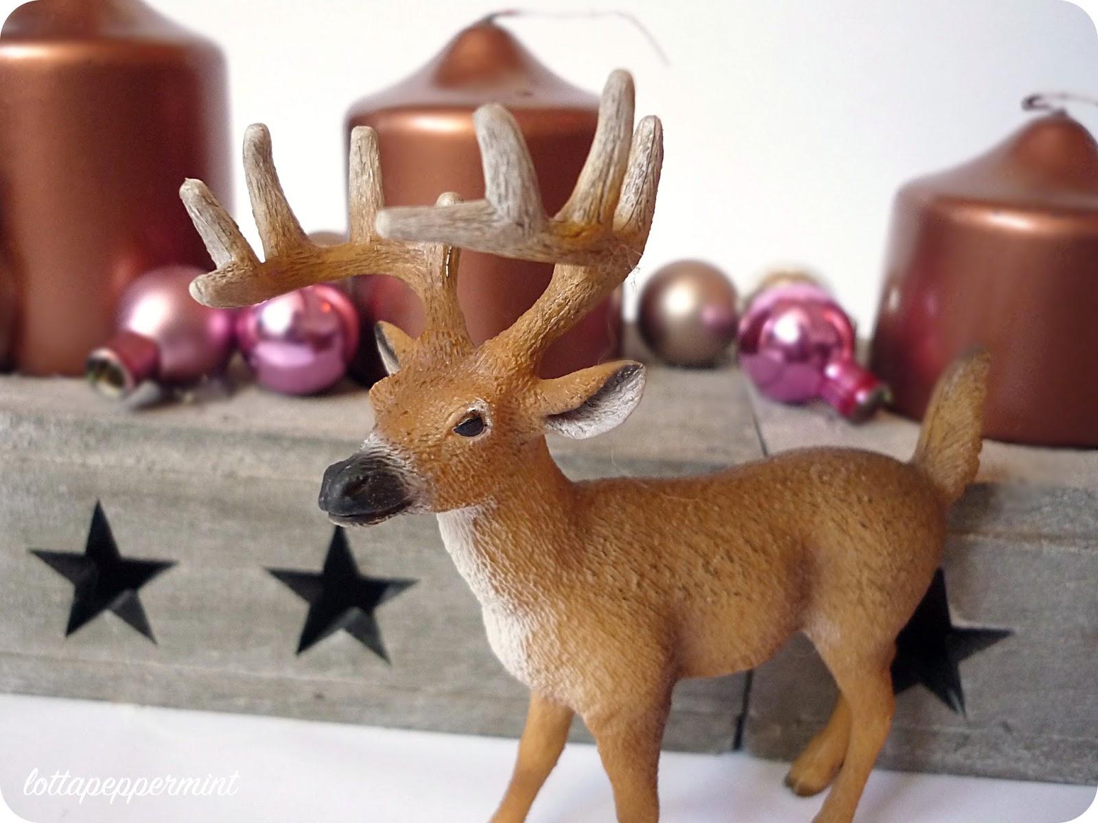 lottapeppermint als die waldtiere auf weihnachten warteten ein adventskranz. Black Bedroom Furniture Sets. Home Design Ideas