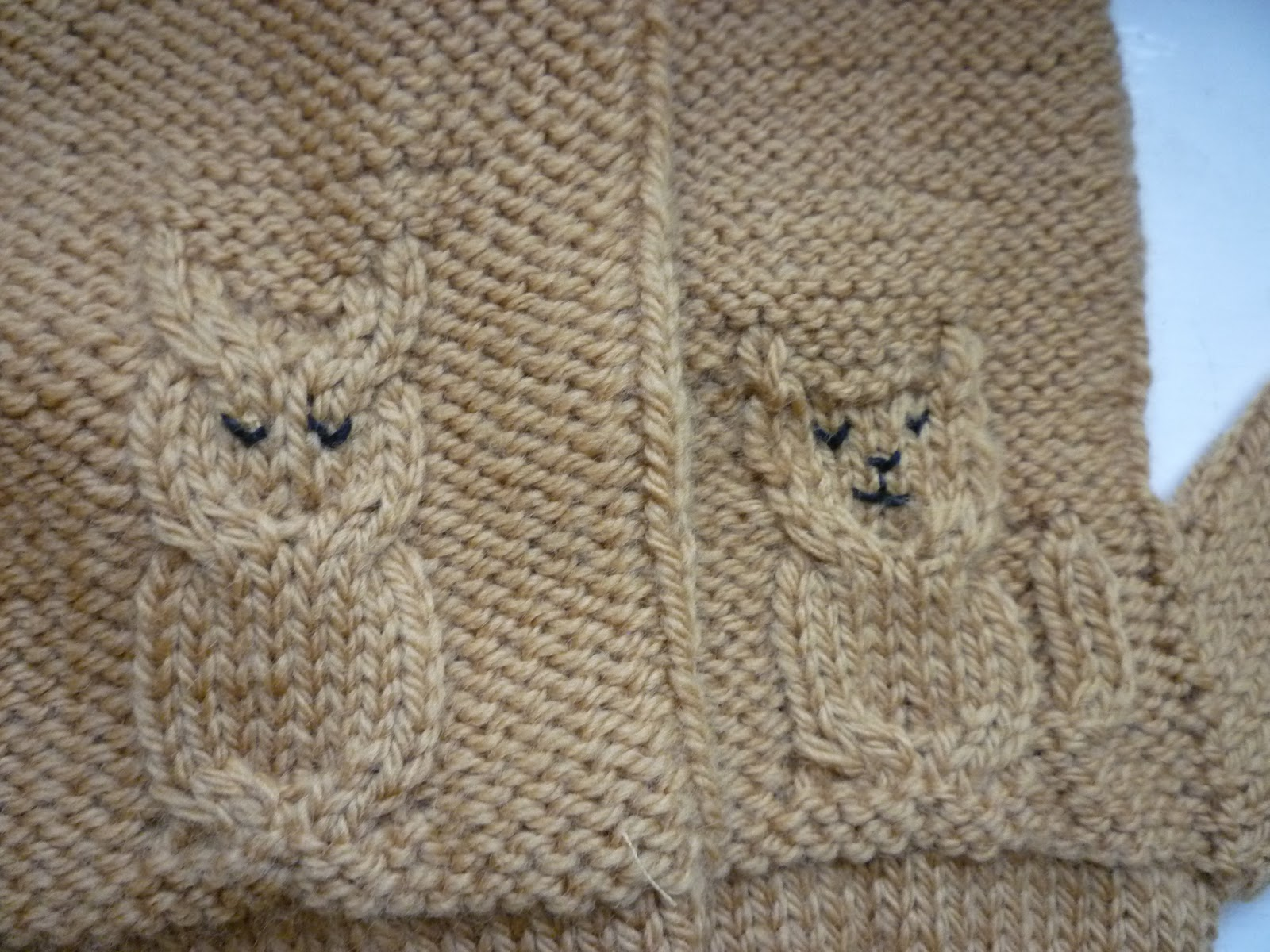 Free Knitting Pattern For Owl Sweater : Crafty Christmas Club: Last Minute Christmas Knits