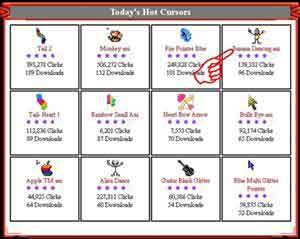 merubah cursor blog, mengganti cursor blog, cursor blog, cursor