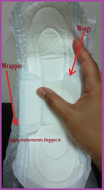 whisper ultra pads how to use
