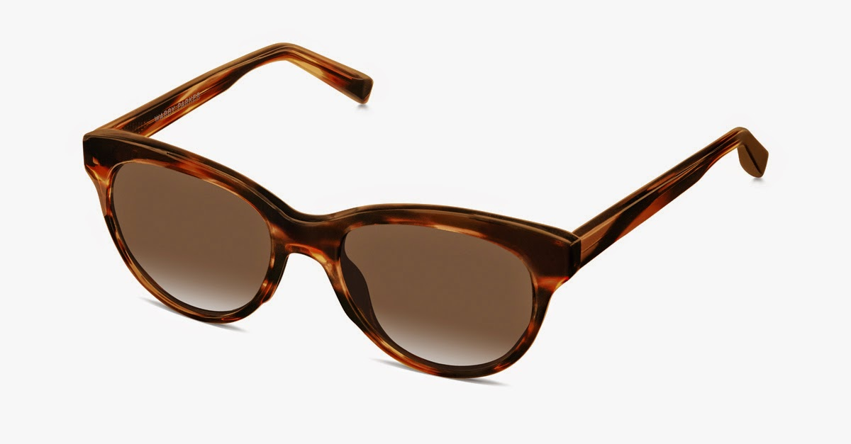 c2110cad6ce Abel  Burnt Lemon Tortoise. The Daydream Collection is available at Warby  Parker ...