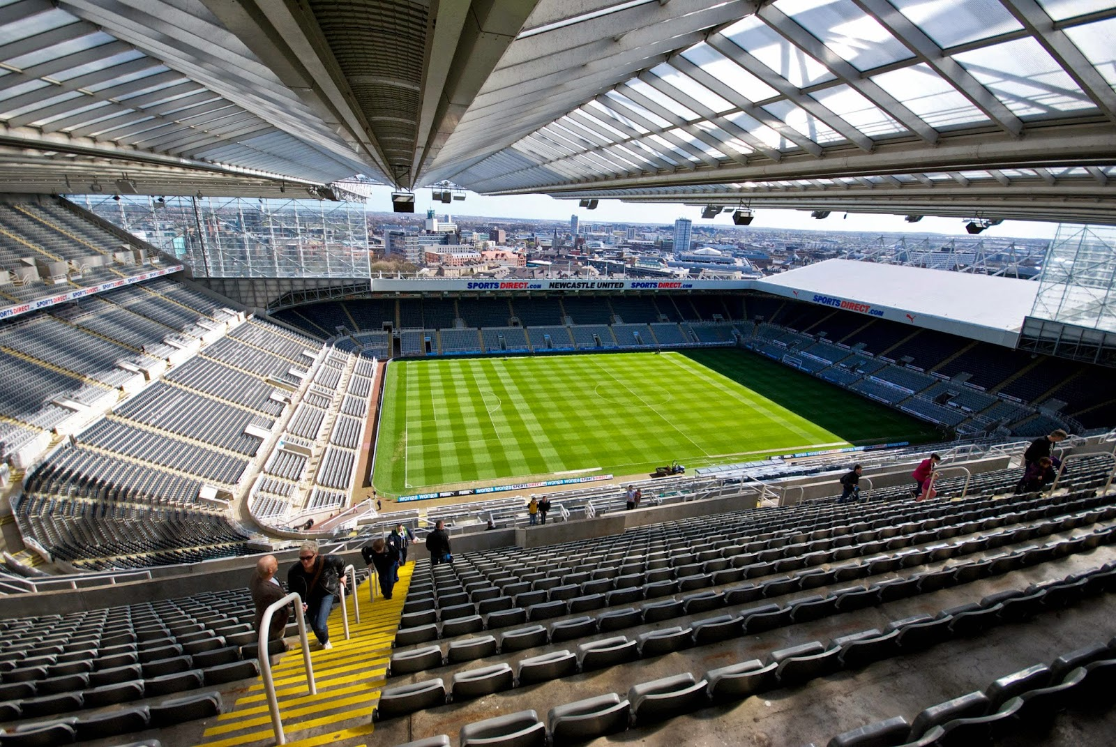 Newcastle United Stadium Bing Images