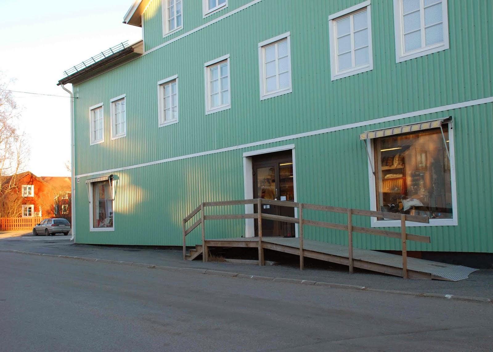 Olofsfors Garn & Tyg AB www.garnochtyg.se