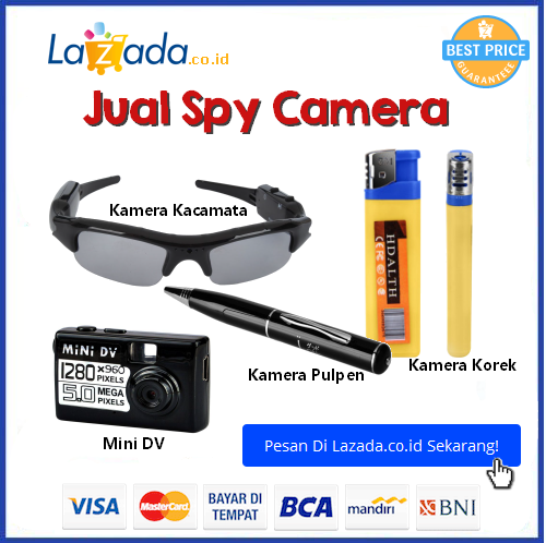 Jual Spy Camera Online