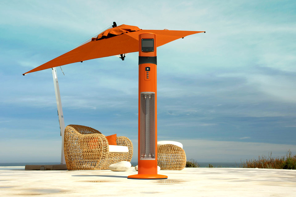 The Hercules Patio Heater By Chillchaser