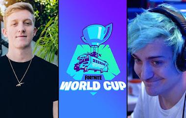 [Fortnite] Ninja và Tfue tiếp tục đối đầu tại vòng loại Fortnite World Cup