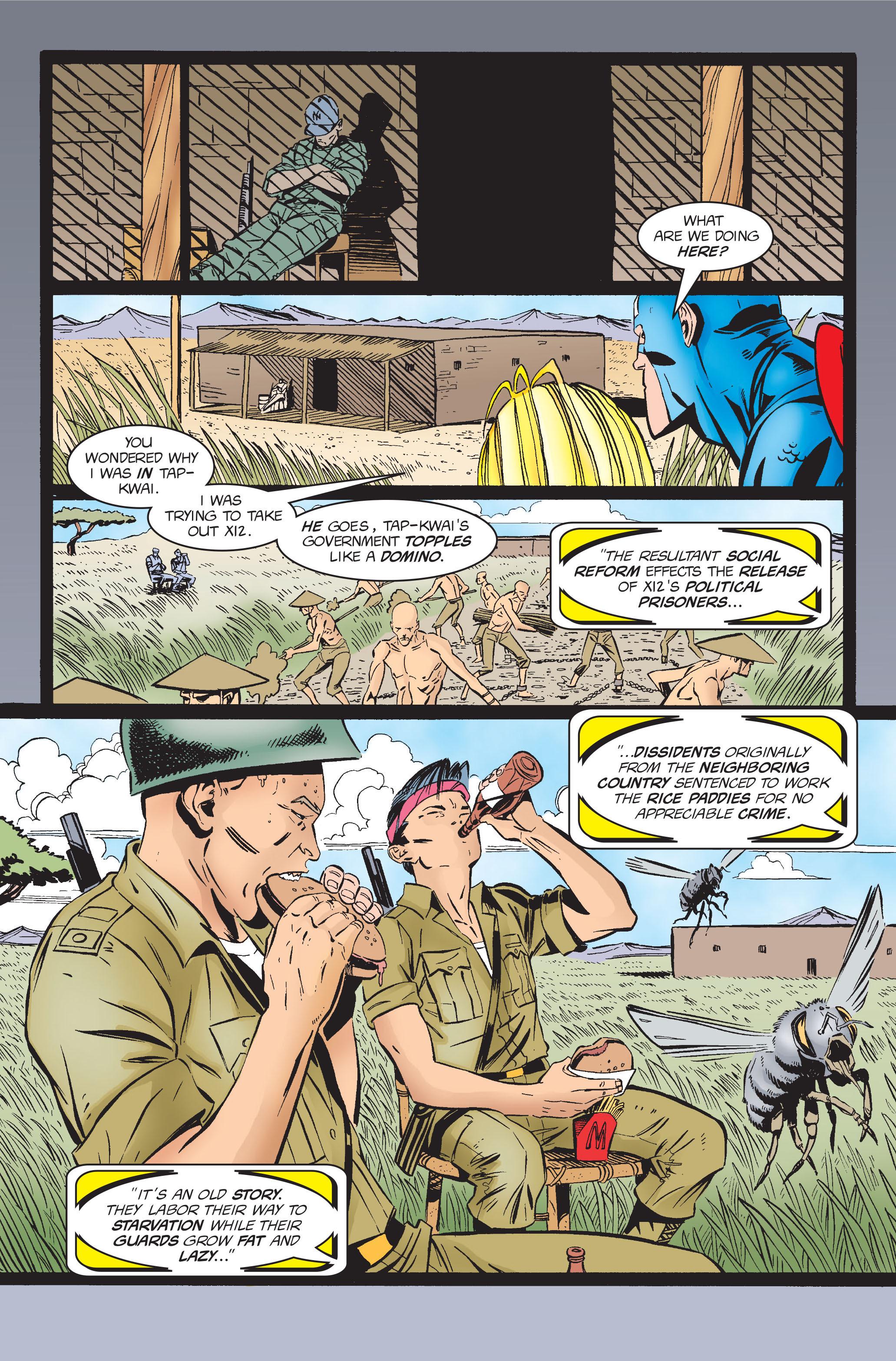 Captain America (1968) Issue #454 #411 - English 11