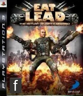 Eat Lead The Return of Matt Hazard - PS3