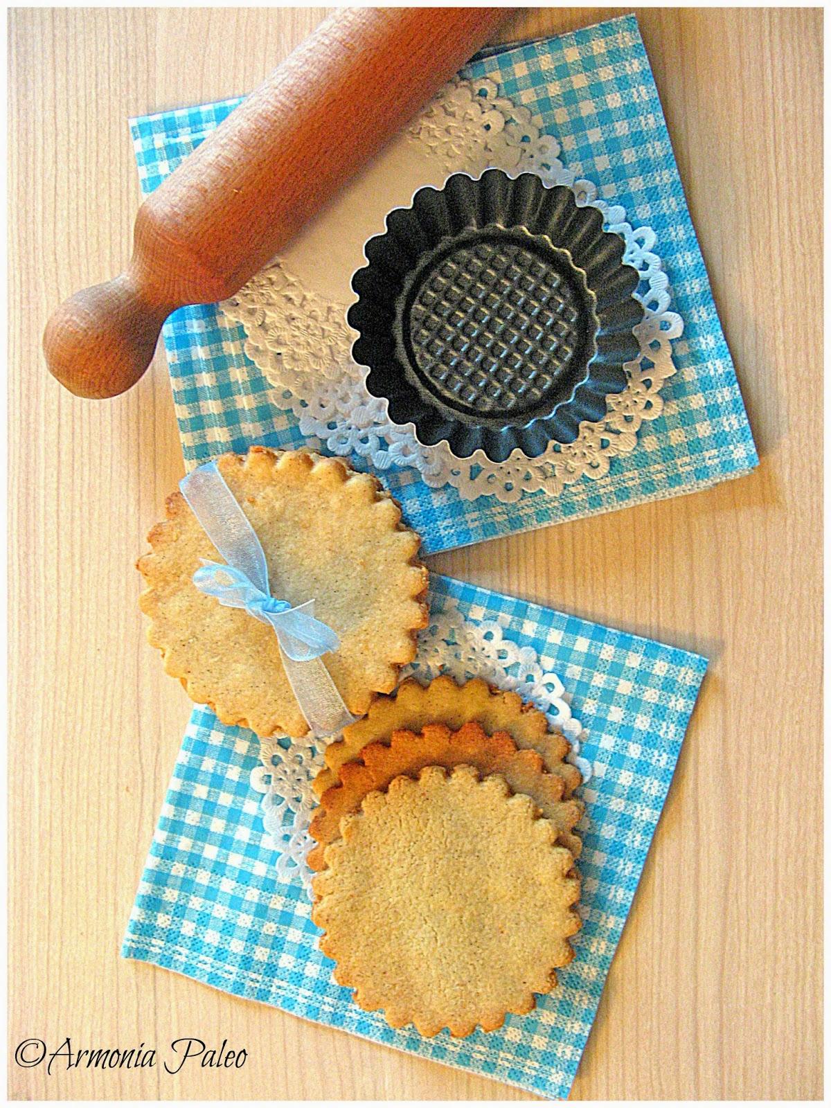 Jodenkoeken - Biscotti Olandesi di Armonia Paleo